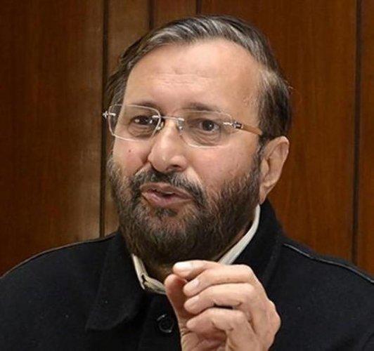 File photo: Prakash Javadekar