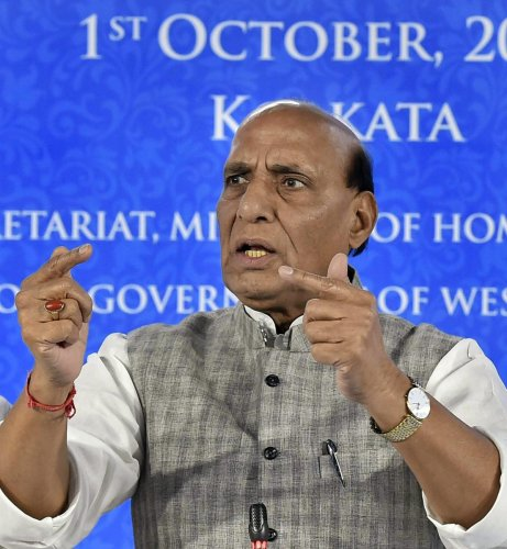 The Ministry of Home Affairs (MHA) has written to the West Bengal Chief Secretary in this regard, sources said. PTI file photo