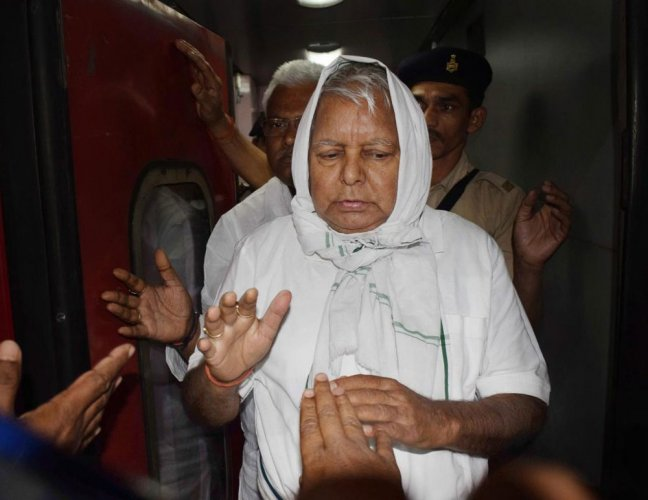 A month before Lalu Prasad was to hoist the national flag on the occasion of 50th Independence Day in 1997, the Joint Director of the CBI, UN Biswas, arrived in Patna to arrest Lalu. A West Bengal-cadre IPS officer of 1968 batch, Biswas was supervising the investigation of multi-crore fodder scam. (PTI file photo)