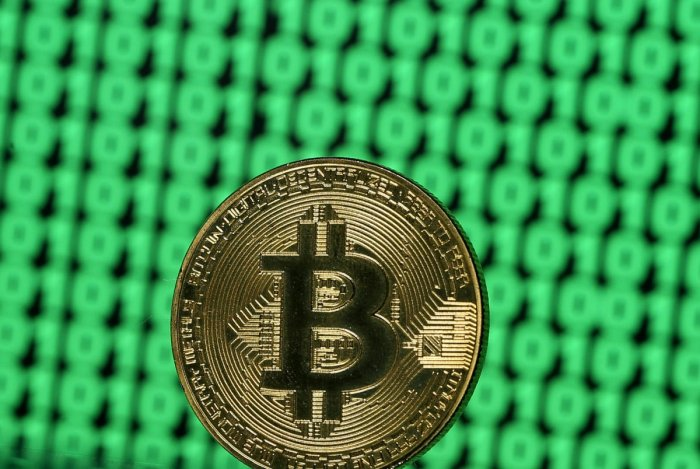 The company's digital platform allows trading of Bitcoin, Litecoin and Ethereum. (Reuters File Photo)