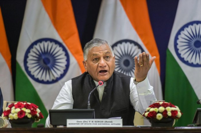 Minister of State for External Affairs V K Singh, in a written reply to a question in Lok Sabha, said the government's persistent efforts have succeeded in securing the release and repatriation of 1,749 Indian prisoners, including 1,725 fishermen, along w