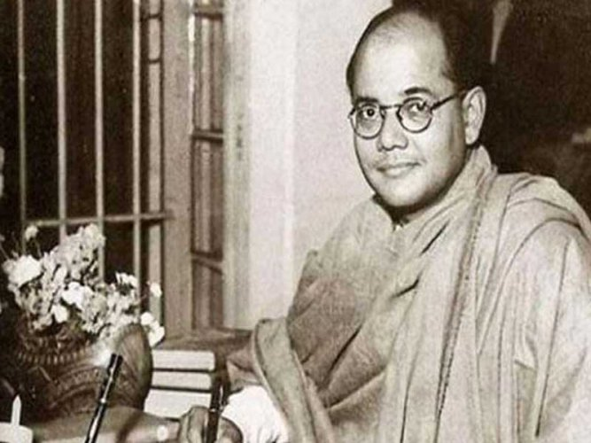 As the country celebrates the birth anniversary of Netaji Subhas Chandra Bose a three-way political tug-of-war has started in West Bengal over Netaji.