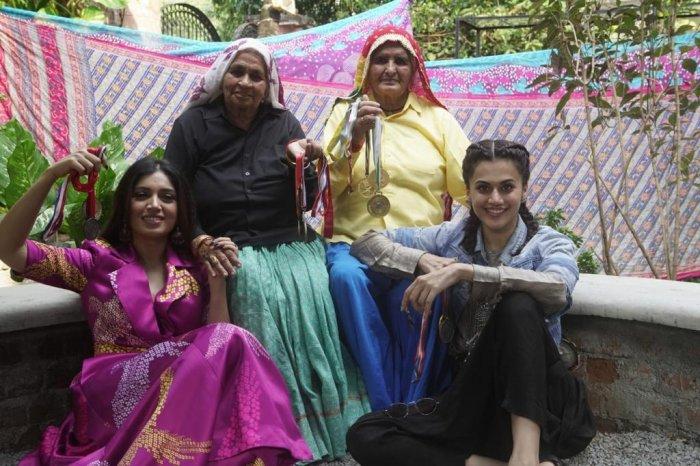 The film is set in the hinterlands of Uttar Pradesh and will go on floors next week in Meerut. (Image: Twitter)