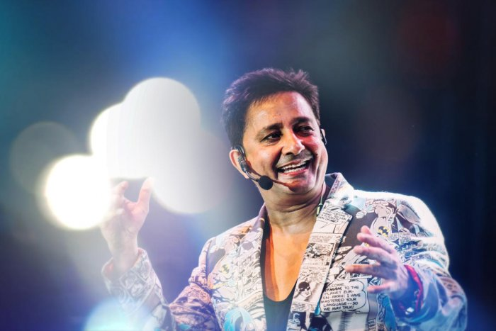 Sukhwinder Singh has sung songs in almost every genre.