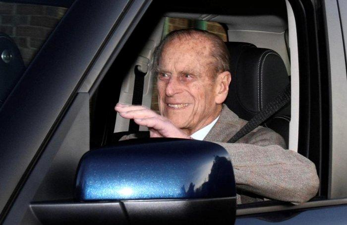 Britain's Prince Philip. (Reuters File Photo)