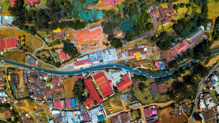 Aerial photography by Shabaaz, who is also an analyst in an MNC.