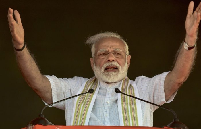 Prime Minister Narendra Modi exuded confidence on Monday that India would continue to be the fastest-growing large economy, and could be the second-largest economy in the world by 2030. PTI file photo