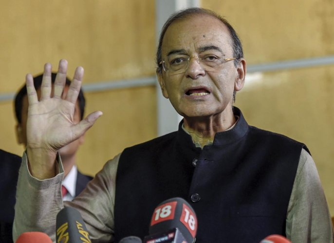 Union Minister Arun Jaitley. (PTI File Photo)