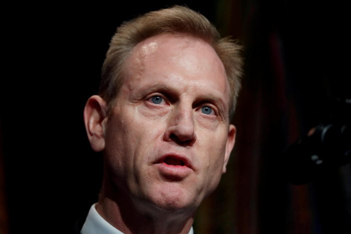 Acting US Secretary of Defense Patrick Shanahan. (Reuters File Photo)