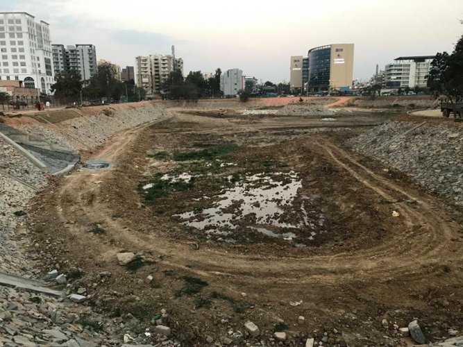 Iblur lake will receive treated water soon, as the BBMP is planning to install Sewage Treatment Plant (STP).
