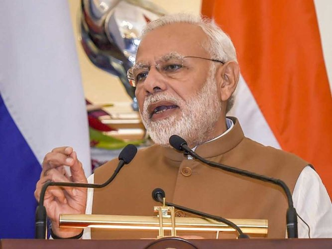 The prime minister will arrive in Seoul on February 21 on a visit that will provide an important occasion for the two leaders to review the recent developments in bilateral relations, the Ministry of External Affairs said in a statement. (PTI File Photo)