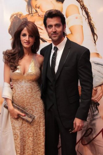 Married in 2000, Hrithik Roshan and Sussanne Khan were divorced in 2014.