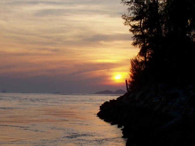 Sunset at Gokarna