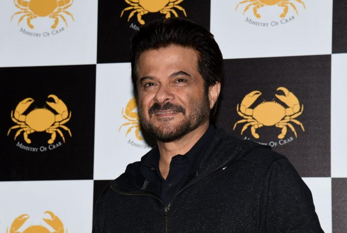 Anil Kapoor. (AFP Photo)