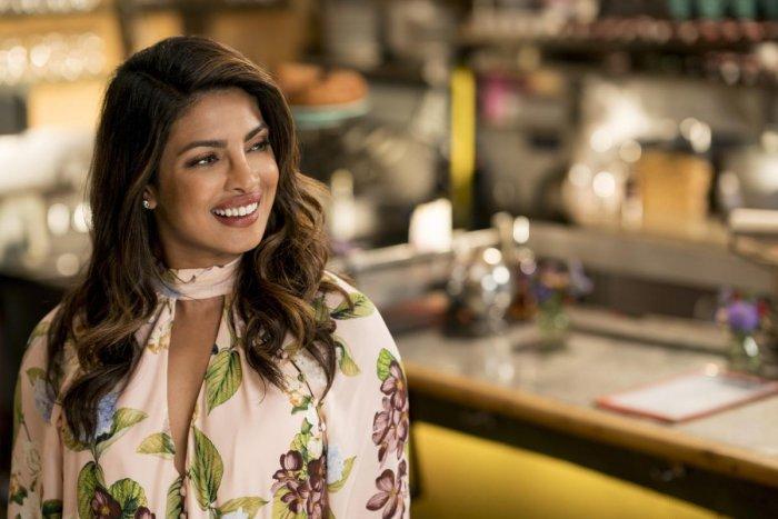 "Priyanka Chopra in a scene from the film, ""Isn't It Romantic."" (Warner Bros via AP/PTI)"