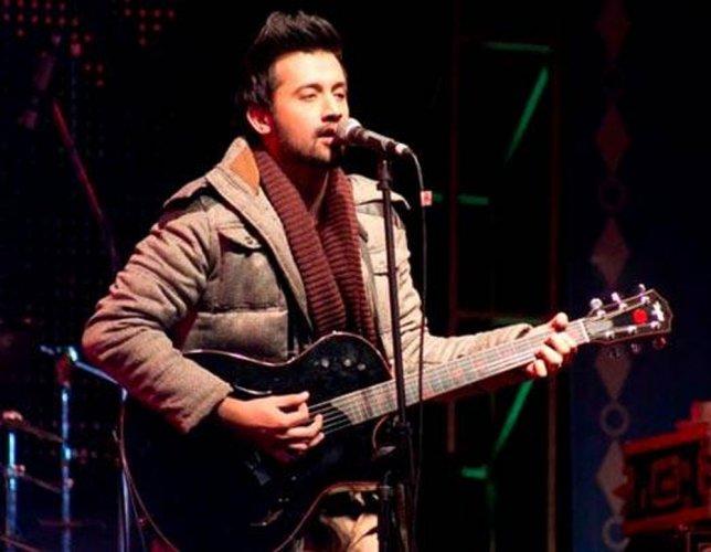 Atif Aslam's single 'Baarishein' was unlisted from T-series's YouTube Channel