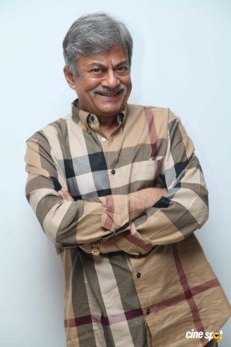 Anant Nag is known for his intense roles.