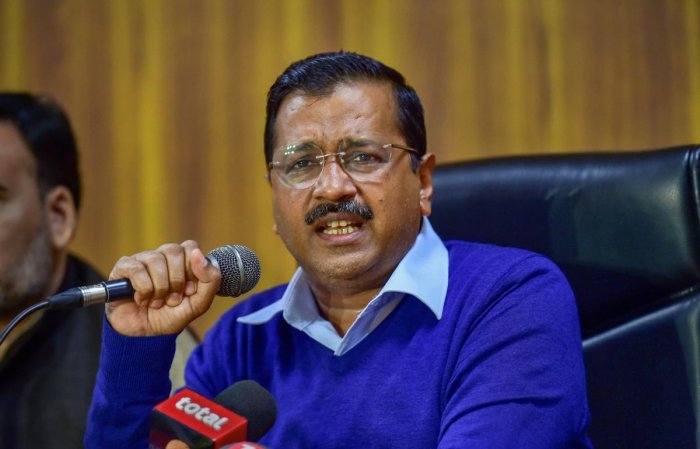 Chief Minister Arvind Kejriwal on Wednesday appealed to Prime Minister Narendra Modi to grant full statehood status to Delhi, an issue that the ruling AAP is expected to raise in the run-up to the Lok Sabha polls in an emphatic manner. PTI file photo