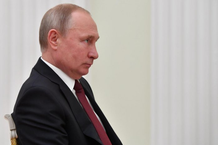 Russian President Vladimir Putin. Reuters file photo
