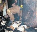 Fire at BBMP office razes khata files