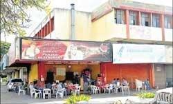 Indiranagar BDA complex in a shambles