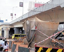 Hebbal flyover to be part of tolled road to BIA