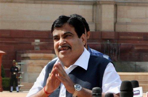 Ajit helped Gadkari get land for NGO, says IAC
