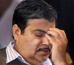 Charges against me are a conspiracy, says Gadkari