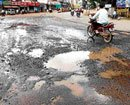 Filling potholes takes BBMP four years