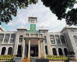 BBMP schools put up  better show this year