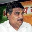 Nitin Gadkari tipped to head BJP