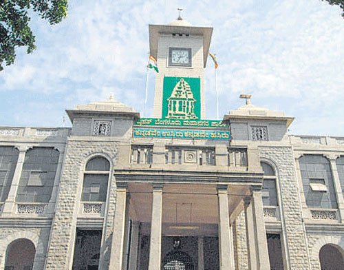 OC from BBMP must for City high-rises