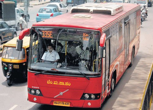 BMTC to roll out system to make bus service efficient