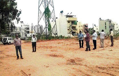 Upa Lokayukta orders tahsildar  to treat BDA as land-grabber