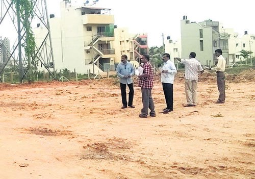 Tahsildar told to treat BDA as land-grabber