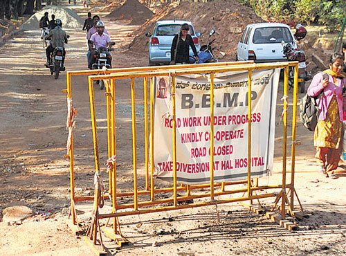 BBMP services take a hit as officials go on election duty