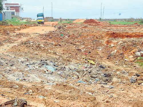 BDA taking site aspirants for a ride, says BJPleader