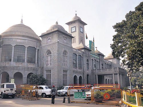 10th pass promoted as engineers in BBMP