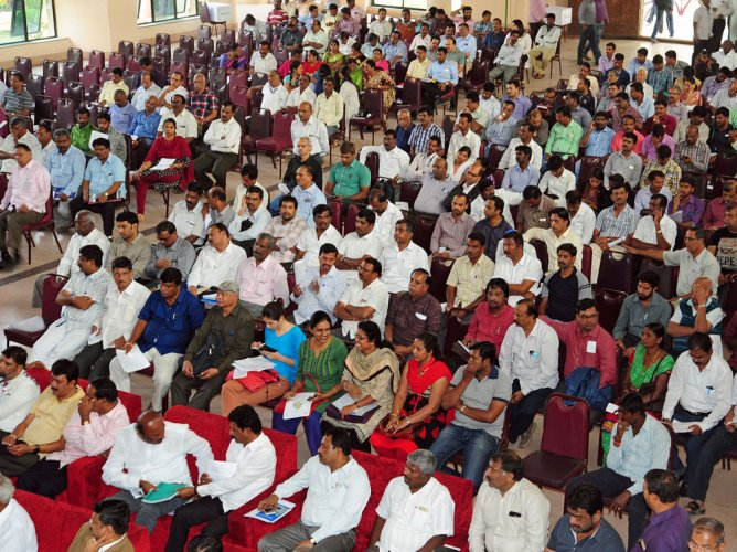 Water issues dominate  BDA's second public consultation meeting