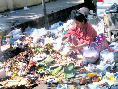 Trash sorting rule set to kick in, but BBMP not ready yet
