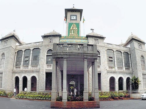 'BBMP diverted special grants to pay contractors'