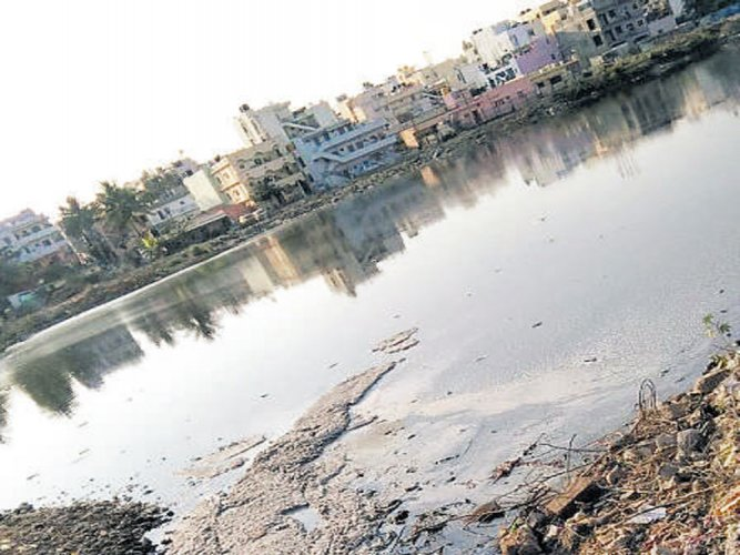 BBMP to develop 24 lakes this year, to spend Rs 70 cr