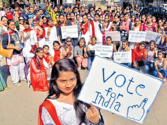 BBMP goes all out to enrol young voters