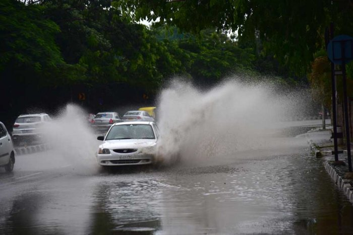 2017 is Bengaluru's wettest-ever year and Oct rainiest since 2005