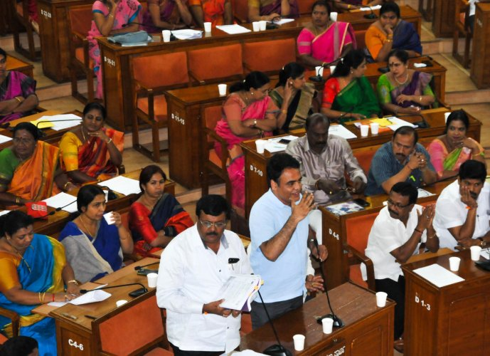 Confusion in BBMP over biometric system for pourakarmikas