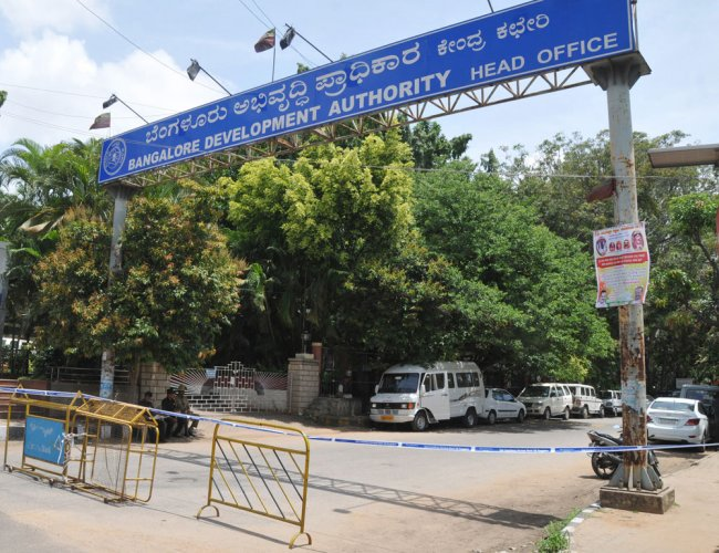 BDA plans to notify sites in Kempegowda Layout