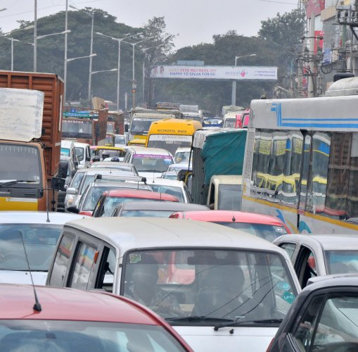 Sarjapur Road to be 150 ft wide: BBMP set to acquire 20.5 acres