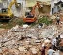 It was not selective demolition: BDA