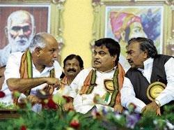 Centre keen on appeasing minorities: Gadkari