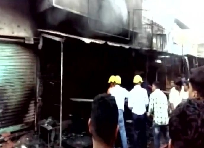 Four persons were killed in an explosion at a fireworks' factory in Tamil Nadu's Tirunelveli district on Friday. (ANI file photo for representation)